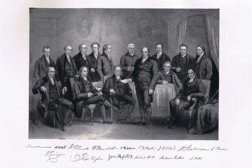 18th century Baptists